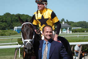 Terry Finley, West Point Thoroughbreds