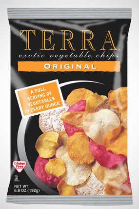 Dana Sinkler dan Alex Dzieduszycki, Terra Chips