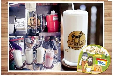 kalimilk, kaliurang, milk, susu kaliurang, yogyakarta