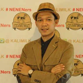 owner kalimilk yogyakarta