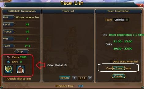 4. team list pirate king