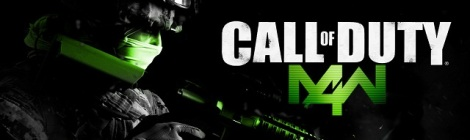 Wallpaper game Call of duty 4