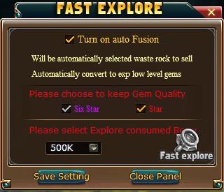 2. fast explorer