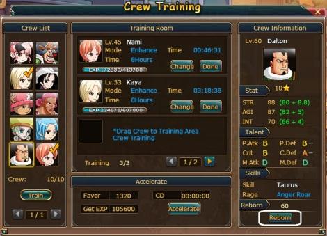 2. reborn crew anime pirate king