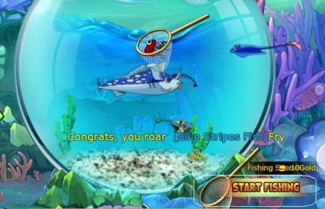 3. start fishing anime pirate king
