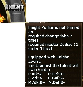 5. knight zodiac pirate king