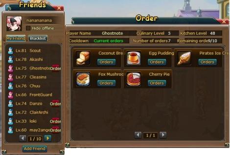 5. order pirate king