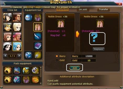 add block blacksmith pirate king