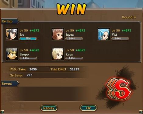 Enjoy victory pirate king