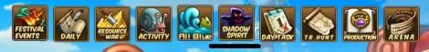 0. shadow spirit menu pirate king