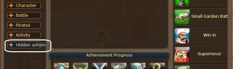 1. hidden achievement