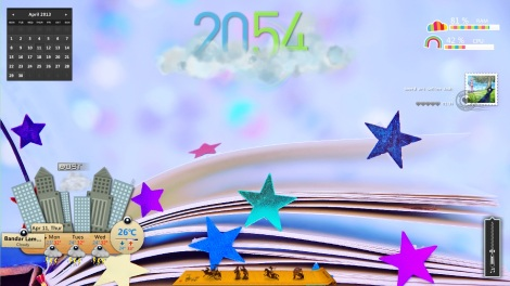 10. Book of Stars