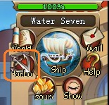 2. harbour menu pirate king