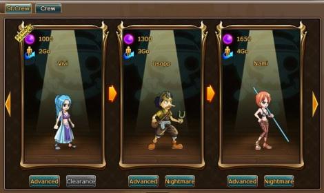 2. Story Crew shadow spirit pirate king