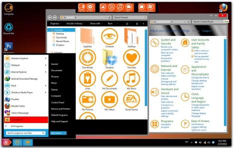 2. windows phone skinpack