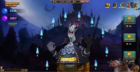 6. Shadow spirit soul pirate king