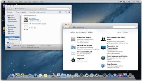 1. apple mac theme for windows 7