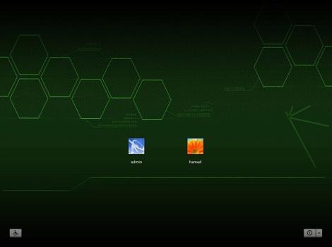 3. alienware login screen for windows 7