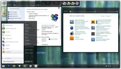 3. black theme for windows 7