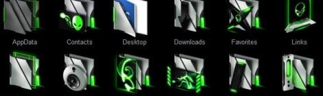 5. alienware theme for windows 7