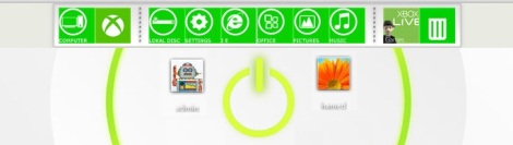 5. metro xbox theme for windows 7