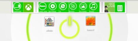 5. metro xbox theme for windows 7