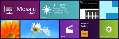 7. Windows 8 theme for windows 7