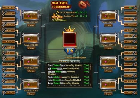 pirate king cheer tournament