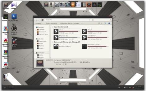 1. Appows theme for windows 7