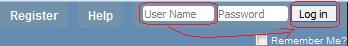 1. isi username