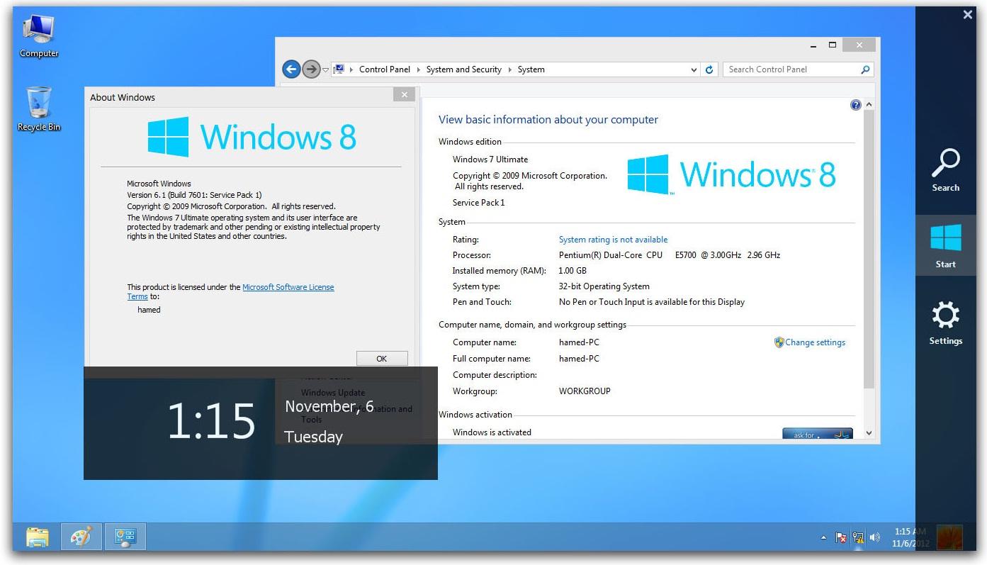 Windows Theme For Windows New