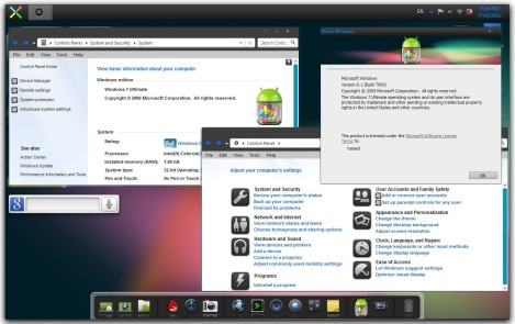 2. android jelly bean theme for windows 7