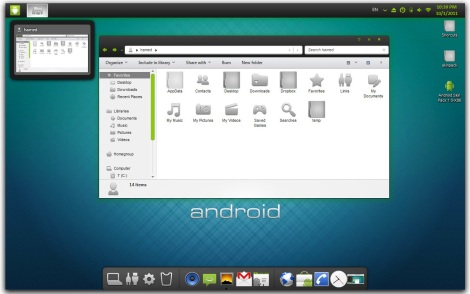 2. android skinpack