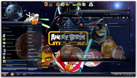 2. Angry birds starwars edition for windows 7