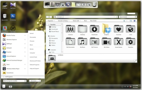 2. frows theme pack for windows 7
