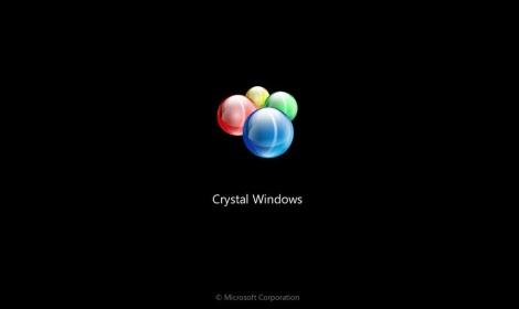 3. crystal theme for windows 7 login screen