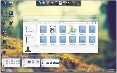 3. elune skinpack for windows 7