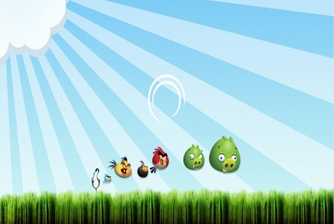 4. angry birds boot screen theme for windows 7