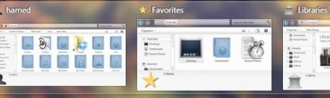 5. elune theme for windows 7