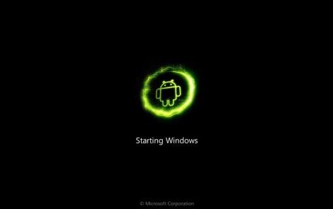 5. mengubah windows 7 menjadi android