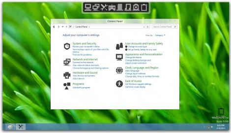 2. simplex theme for windows 8