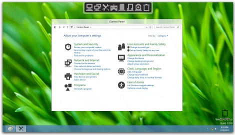 2. simplex theme for windows 8
