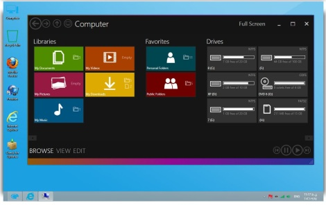 4. metro skinpack for windows 8
