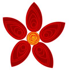 12. lingaran e tengah bunga