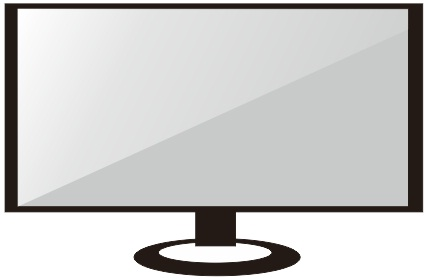 19. cara membuat monitor dengan coreldraw