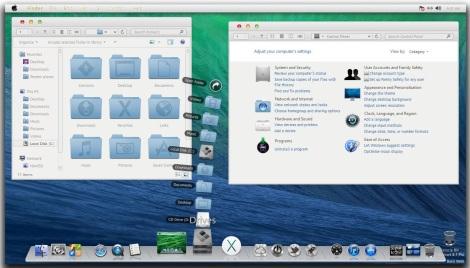 2. maverick skinpack for windows 8