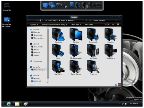 3. equinox skinpack for windows 8