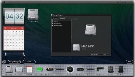 Maverick Theme Untuk Windows 8