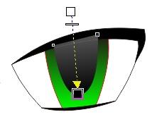 4.19 transparansi bola mata - coreldraw