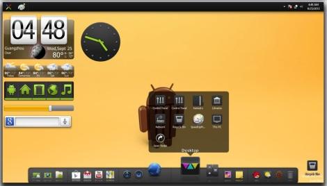 Download Android KitKat Theme untuk Windows 8